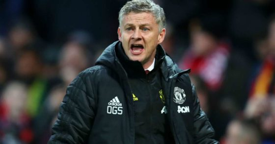 Solskjaer, Man United