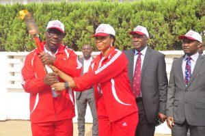 Edo State, 2020 National Sports Festival, Godwin Obaseki