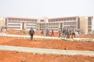 Obaseki, Ambrose Alli University