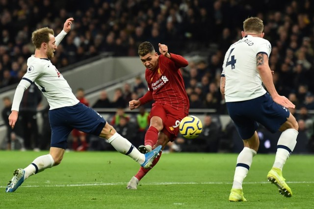 Firmino apologized for not scoring more against Tottenham — Klopp