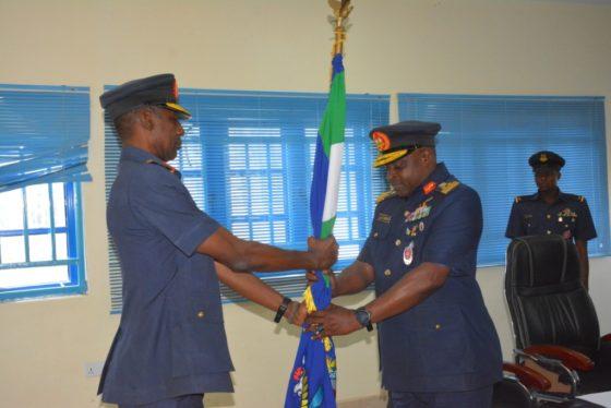 AVM Mukhtar takes over as AOC Air Training Command Kaduna