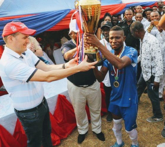 Total, Erema FC, Football