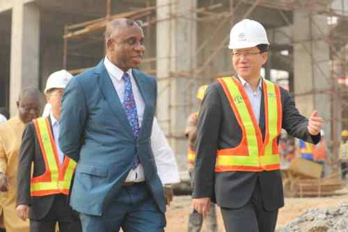 Image result for Lagos-Ibadan Railway : Amaechi Confirms Improvement on Ebute-Metta to Apapa Axis.