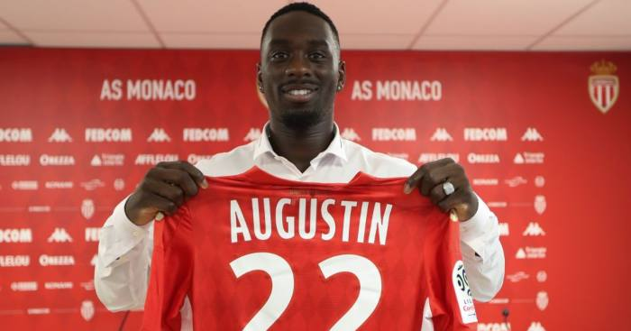 Leeds announce loan signing of Jean-Kevin Augustin from RB Leipzig