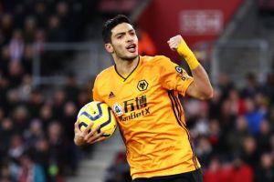 Raul Jimenez, Wolves, Southampton