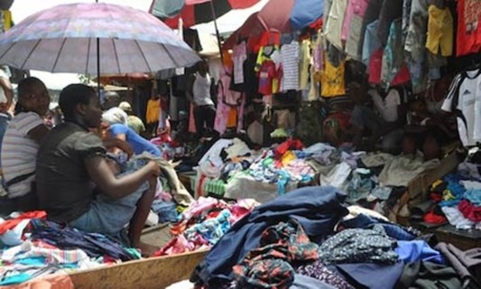 Katangua traders move to stop Lagos govt from demolishing market