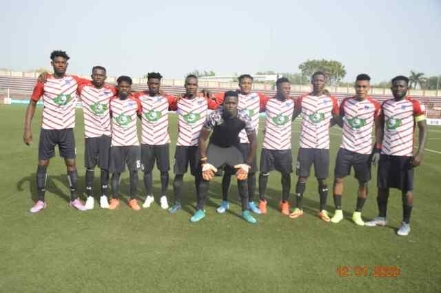 Lobi Stars, NPFL, Ogunbote