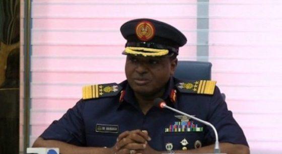 Nigerian Air Force Chief