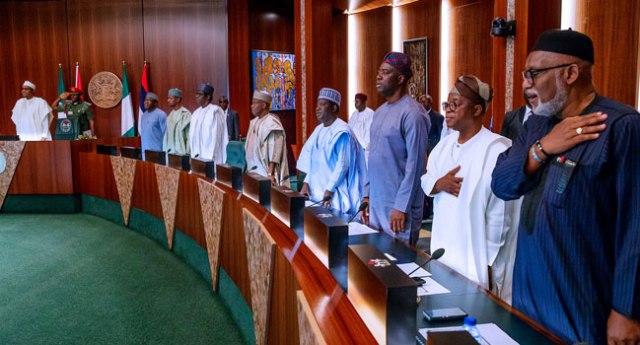 Osinbajo presides over expanded NEC
