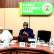 Govs in marathon meeting as security, Executive Order 10, JUSUN strike top agenda