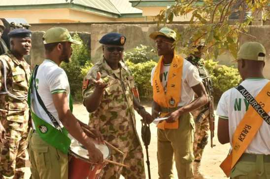 NYSC members express mixed feelings as FG commences N33,000 'allowee' payment