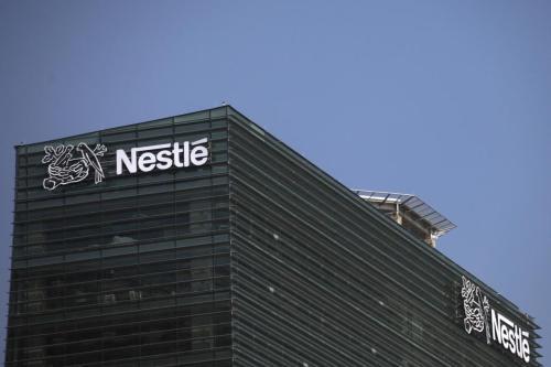 Nestlé Nigeria upgrades facilities in community school