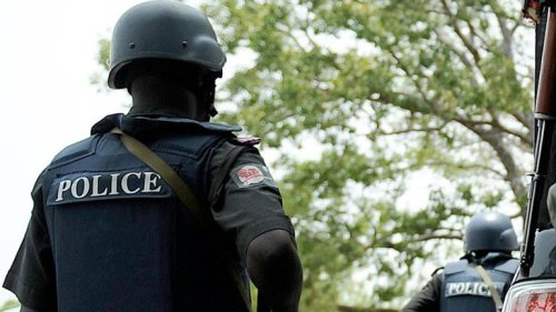 Lagos police command enforces ban on social gatherings to prevent spread of coronavirus