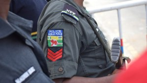 Police Sergeant attached to Delta CP begs for forgiveness for slapping lawyer
