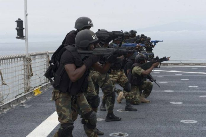 Nigerian Navy Score card 2020: Arrests 87 vessels, 43 barges, 57speed boats, 393 others