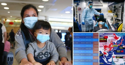 China bans trains, planes from leaving city where deadly coronavirus broke out