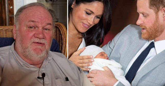Thomas Markle confirms that he will testify against Meghan Markle in court