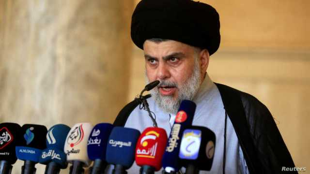 Iraqi powerful Cleric calls for massive Protests against US troops