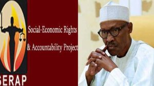 SERAP writes UN over FG budget cuts in health, education