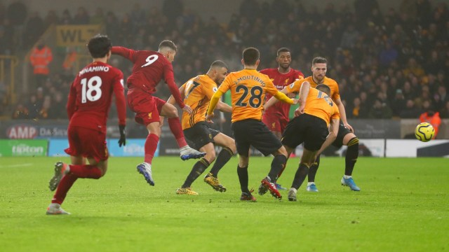Roberto Firmino, Liverpool, Wolves