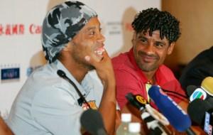 Ronaldinho, Frank Rijkaard