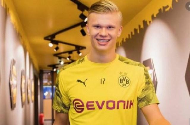 Erling Braut Haaland, Borussia Dortmund, Release Clause