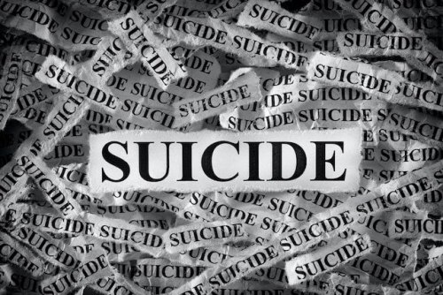 23 yr old female commits suicide in Mpape
