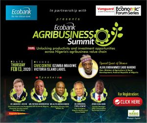 Ecobank, farmers, Agric
