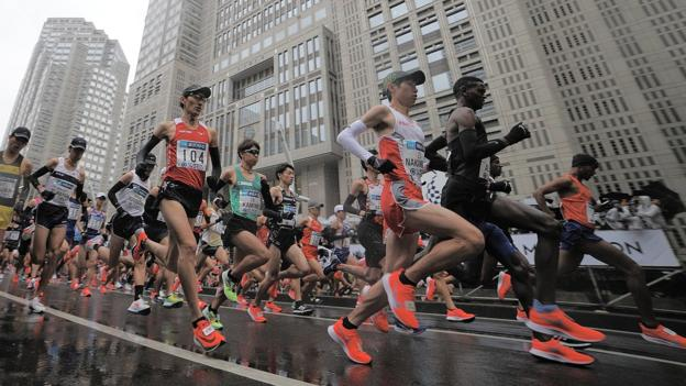 Tokyo Marathon, Coronavirus