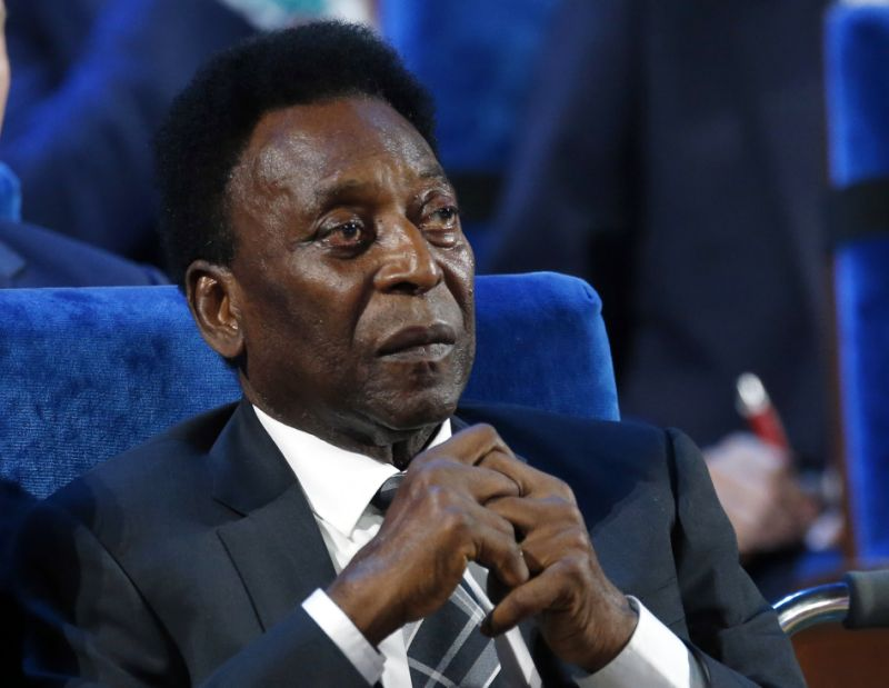 Why Brazilian legend Pele is depressed
