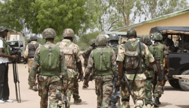 Spike in COVID-19: Soldiers to enforce use of face masks in Enugu