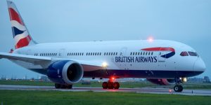 British Airways suspending flights from London's Gatwick