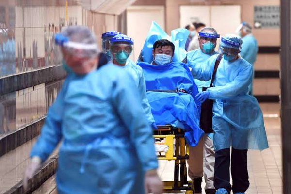 Coronavirus: 46,550 confirmed cases in China as it spreads to Africa