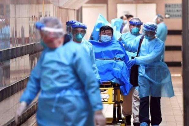 Coronavirus, China, Health workers