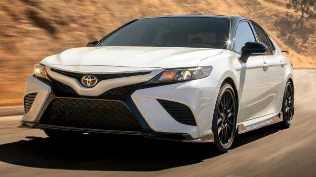 Keep your salaries, return the Camry cars