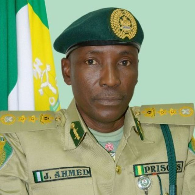 Nigerian Correctional Service gets 25 new ACGs, 37 Controllers