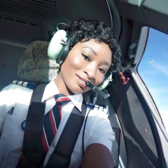 Flying, for me, isn't a job but a way of life — Mary Ombugadu