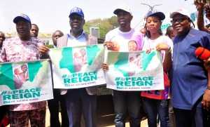 Edo APC impasse: Oshiomhole can't play God, Obaseki insists