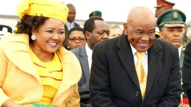 Lesotho PM in court over murder of estranged wife