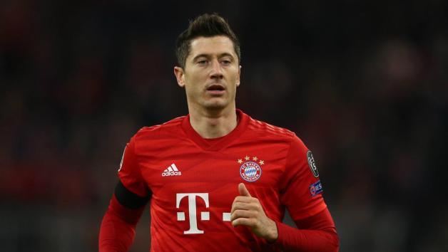 Lewandowski passes 50-goal mark as Bayern win 20th German Cup