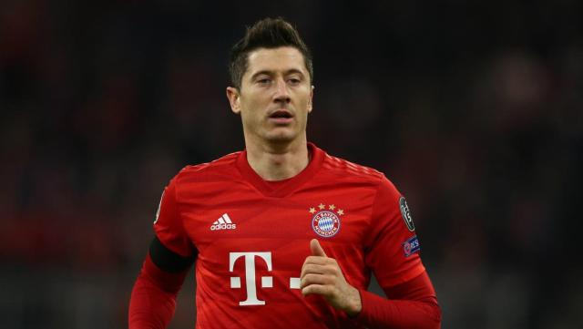 Lewandowski hits brace as Bayern Munich go 10 points clear