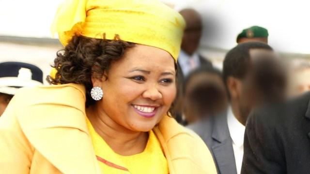 Court orders Lesotho ex-first lady rearrested in murder trial