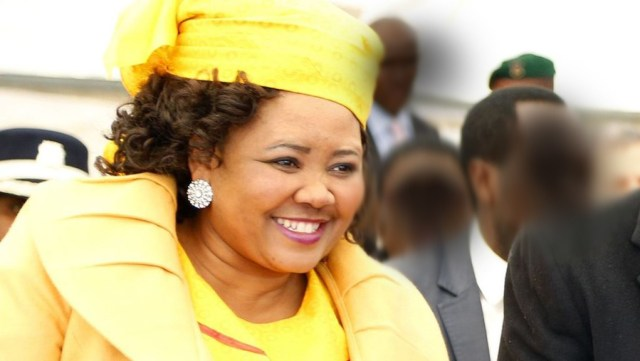 Lesotho ex-first lady accused of murder leaves country as bail revoked