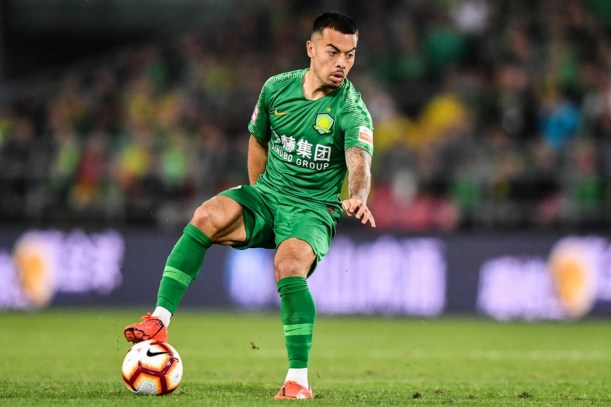 History-maker Yennaris dropped from China football squad