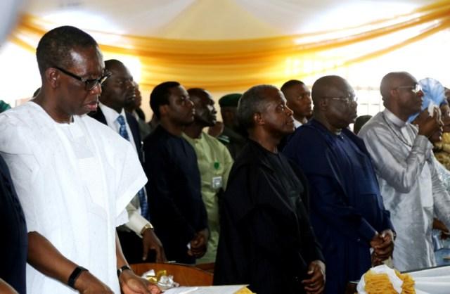 Osinbajo, Lawan, Okowa preach progressive Nigeria