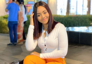 Video: Regina Daniels to releases trailer on journey through pregnancy, childbirth