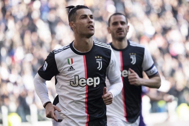 PSG chief Khelaifi teases possible move for Juve's Ronaldo