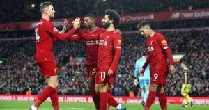 Liverpool, Southampton, Mohammed Salah