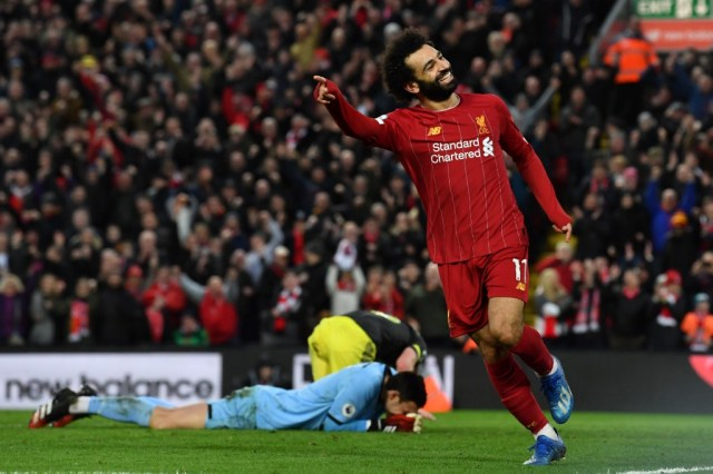 Liverpool's Salah targets third successive Golden Boot Award