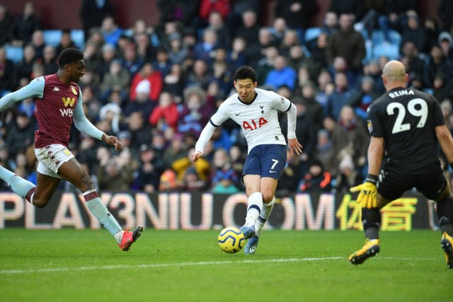 Tottenham's striker, Son, set for South Korea compulsory military training